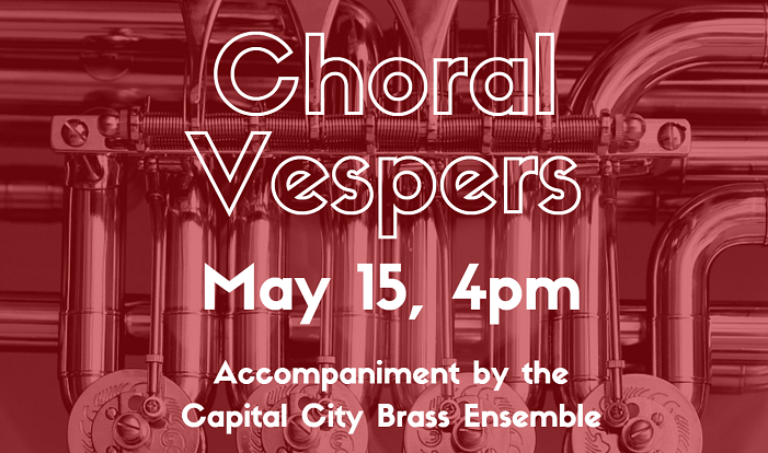 Choral Vespers - May 15