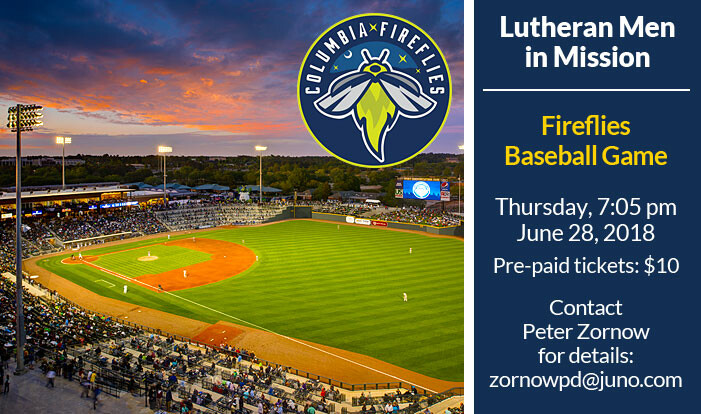 Lutheran Men in Mission - Fireflies Game