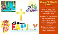 Summer Splash Event